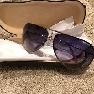 Ombré Carrera Aviator sunglasses